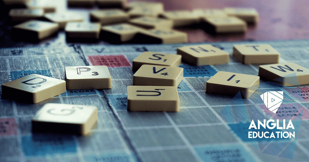 Learning English through word games