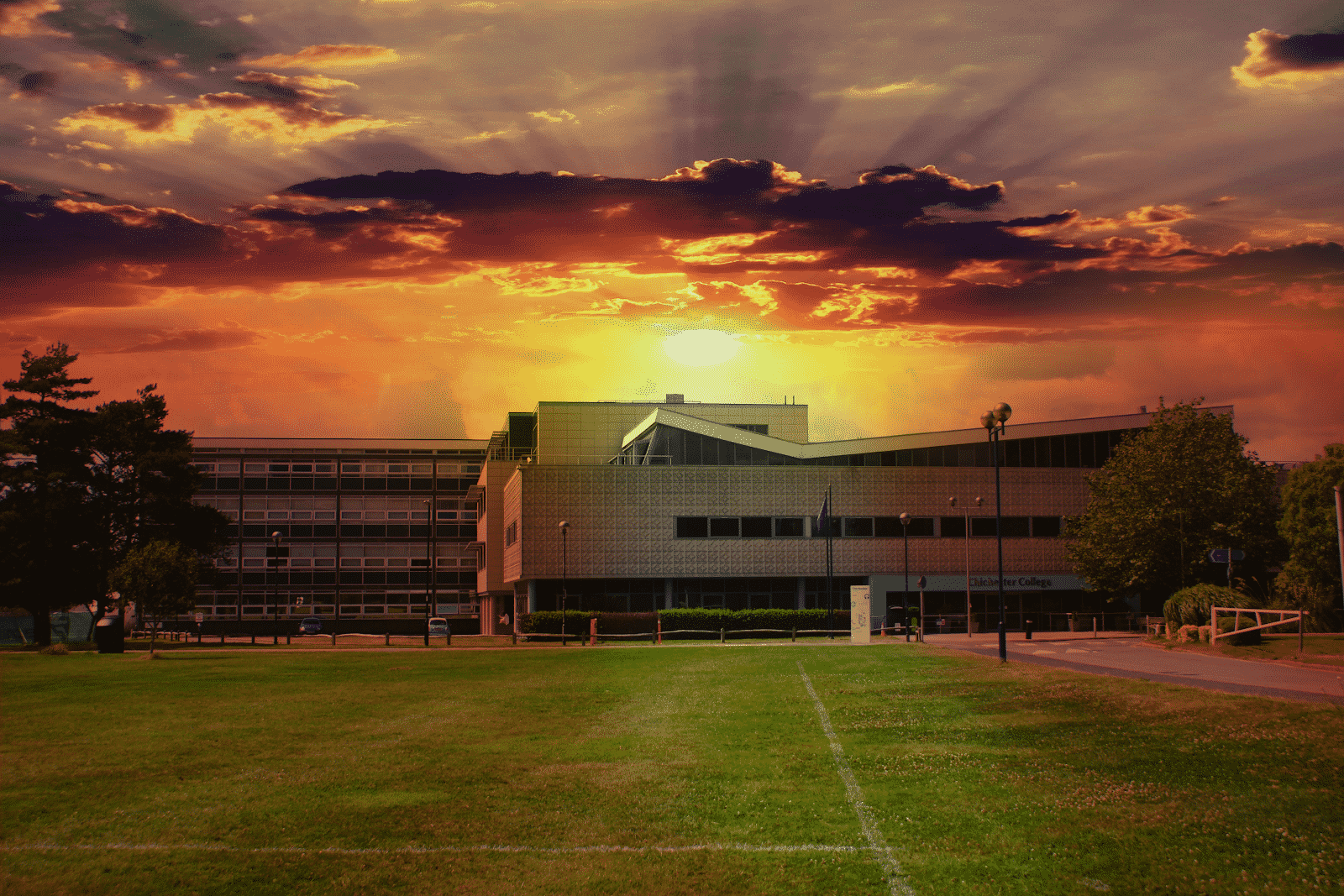 Anglia Examinations Headquarters at Chichester College